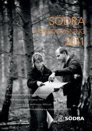 Södras årsredovisning 2011