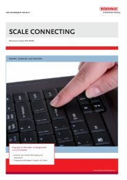 Scale Connecting - Soehnle Professional