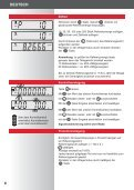 9241 Bedienungsanleitung 2 Operating Instructions 10 Mode d ... - Page 6