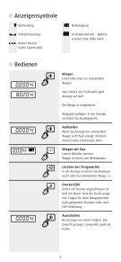 CWE 7745 / CWB 7726 - Soehnle Professional - Page 5