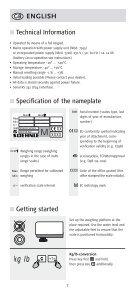 CWE 7745 / CWB 7726 - Soehnle Professional - Page 7