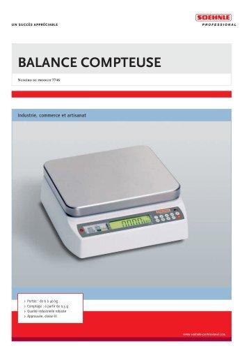 7746 Francais - Soehnle Professional