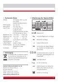 Bedienungsanleitung - Soehnle Professional - Page 5