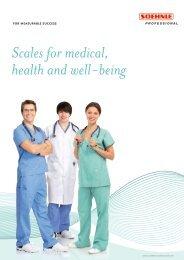 Medical scale - Soehnle Professional