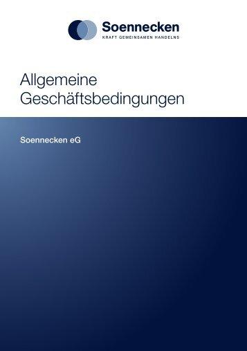 AGB Soennecken eG