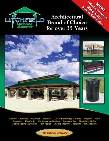 Download Litchfield's 80 page full-color catalog. - Litchfield Industries