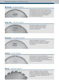 Aufteil-Sägeblätter 10410 - Davidi Werkzeugtechnik - Seite 2