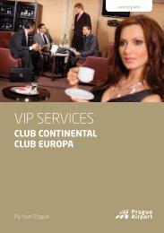 VIP SERVICES - Cigar Club