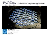 a balloon-borne soft gamma-ray polarimeter - KTH Particle and ...