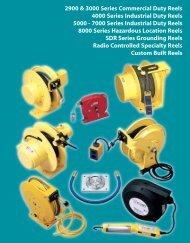 2900 & 3000 Series Commercial Duty Reels 4000 Series Industrial ...