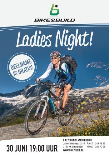 30 JUNI 19:00 UUR - Bike2build