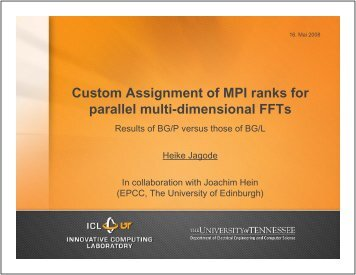 mpi assignment