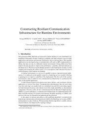 PDF - Innovative Computing Laboratory