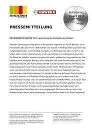 reifenservice award_pm_1_2013 - Albert Media Marketing