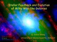 Stellar Feedback and Evolution of Milky Way-like Galaxies