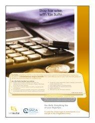 (0)11 234-4313 Fax: +27 (0) - Accountancy SA