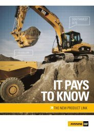 Brochure Introducing the new Product Link - Finning (UK)