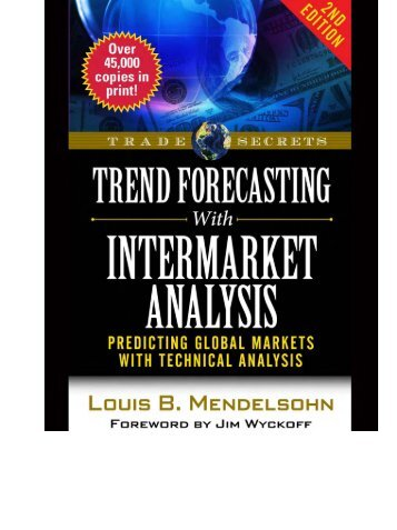 Trend Forecasting With Intermarket Analysis - Interconti, Limited