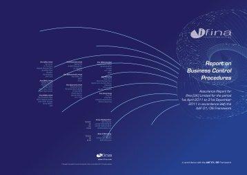 ifina_ProReport-2012.. - Interconti, Limited