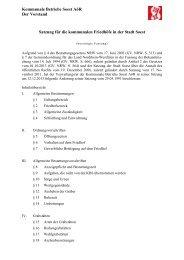 2013 12 17 bereinigte Fassung der Friedhofssatzung - Soest