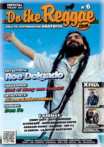 Nº 6 - DotheReggae - Especial Verano 2014