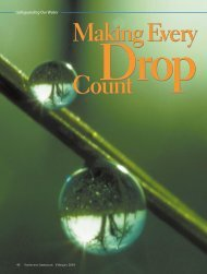 Making Every Drop Count - SOEST