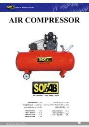 AIR COMPRESSOR - Sofab.net