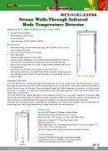 Body Scanner X-Ray Inspection System - Sofab.net - Page 6