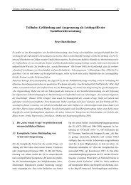 Teilhabe, Gefährdung und Ausgrenzung als Leitbegriffe ... - soeb.de
