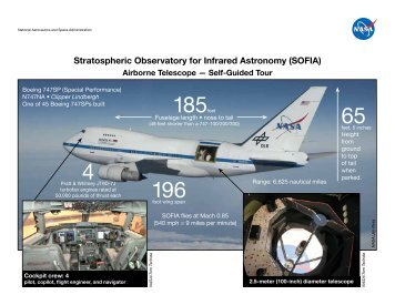 Stratospheric Observatory for Infrared Astronomy ... - SOFIA - USRA
