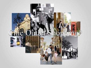 Chic Outlet Shopping® Chic Outlet Shopping - Casa Asia