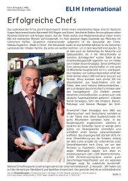 IHK - Erfolgreiche Chefs 2005-3 - ELIH International