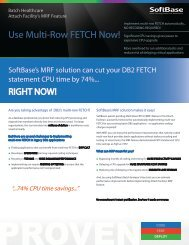 Attach Facility's MRF Feature