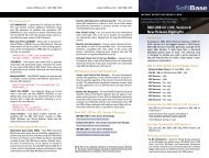 DB2 UDB for z/OS, Version 8 - SoftBase Systems, Inc.