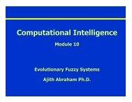 Module 10 - Ajith Abraham