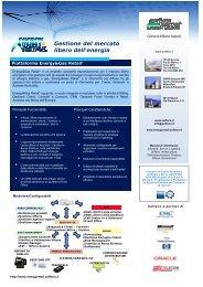 energy retail - Softeco Sismat SpA