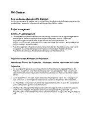 PM_glossar - Softwareresearch.net