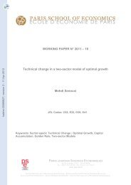 Technical change in a two-sector model of optimal growth