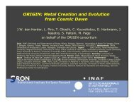 ORIGIN: Metal Creation and Evolution from Cosmic Dawn