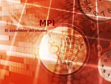 Introducción a MPI
