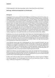 KURZTEXT Schulleitungsstudie in den deutschsprachigen Ländern ...