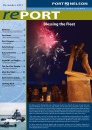December 2011 (pdf) - Port Nelson