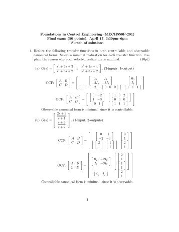 solutions - UBC Mechanical Engineering