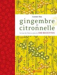 gingem bre citronnelle - Sogides
