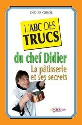 ABC des trucs de pâtisserie - Sogides