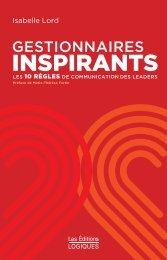 INSPIRANTS - Sogides