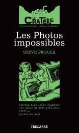 Les Photos impossibles - Sogides