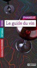PHANEUF 2013 - Sogides