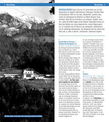 Querschnitt des Obersalzbergs - Ch. Links Verlag