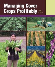 Managing Cover Crops Profitably THIRD - Soil and Health Library
